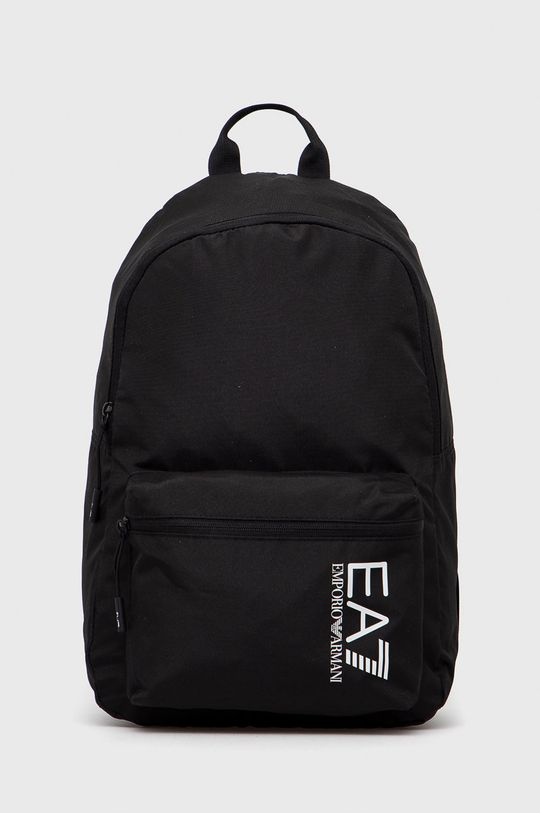 černá EA7 Emporio Armani - Batoh Unisex