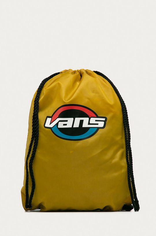 ciepły oliwkowy Vans - Plecak Damski