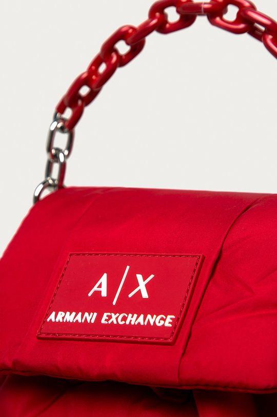 Armani Exchange - Ruksak  Podšívka: 100% Polyester Výplň: 100% Polyester Základná látka: 100% Polyester