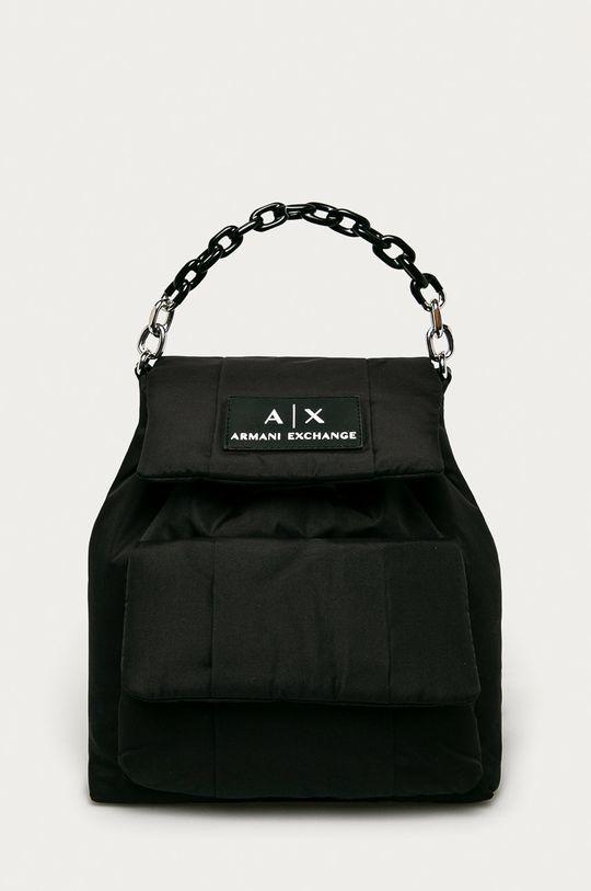 čierna Armani Exchange - Ruksak Dámsky