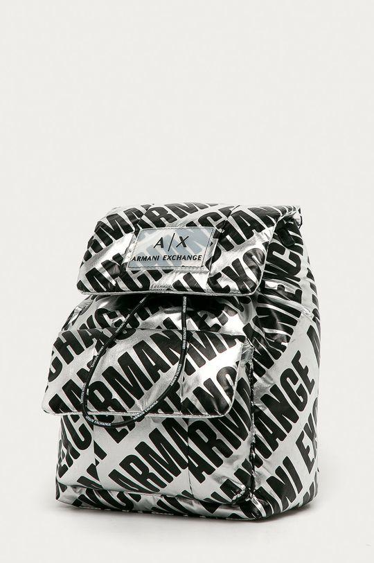 Armani Exchange - Batoh  Podšívka: 100% Polyester Hlavní materiál: 100% Polyuretan