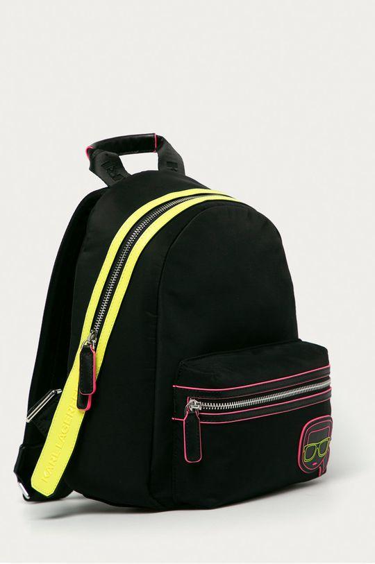 Karl Lagerfeld - Рюкзак  90% Поліамід, 10% Натуральна шкіра