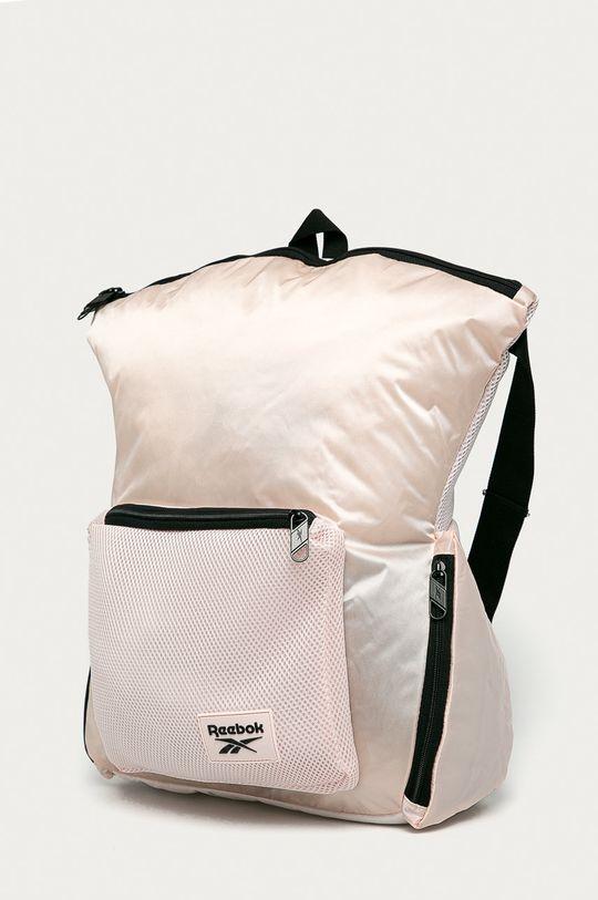 Reebok - Plecak Materiał 1: 100 % Poliester, Materiał 2: 100 % Poliamid, Materiał 3: 100 % Polietylen