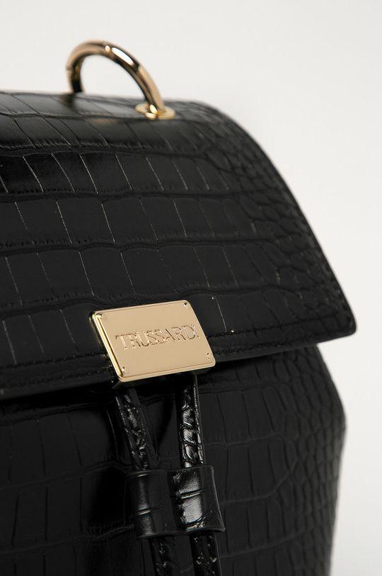 Trussardi Jeans - Hátizsák fekete