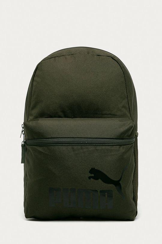 brązowa zieleń Puma - Plecak Damski