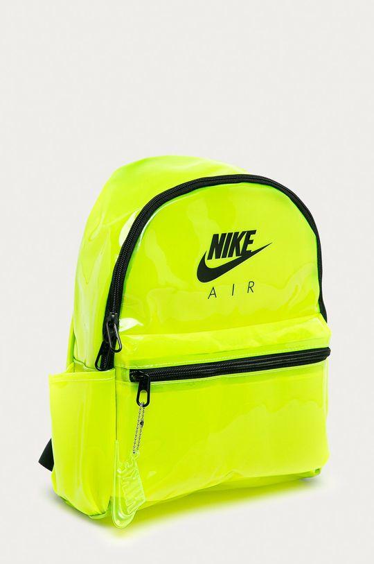 Nike Sportswear - Ruksak žlto-zelená
