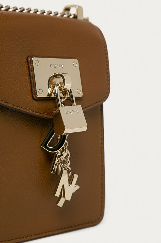 Dkny - Kožená kabelka  Hlavní materiál: 100% Přírodní kůže