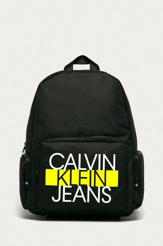 čierna Calvin Klein Jeans - Ruksak Detský