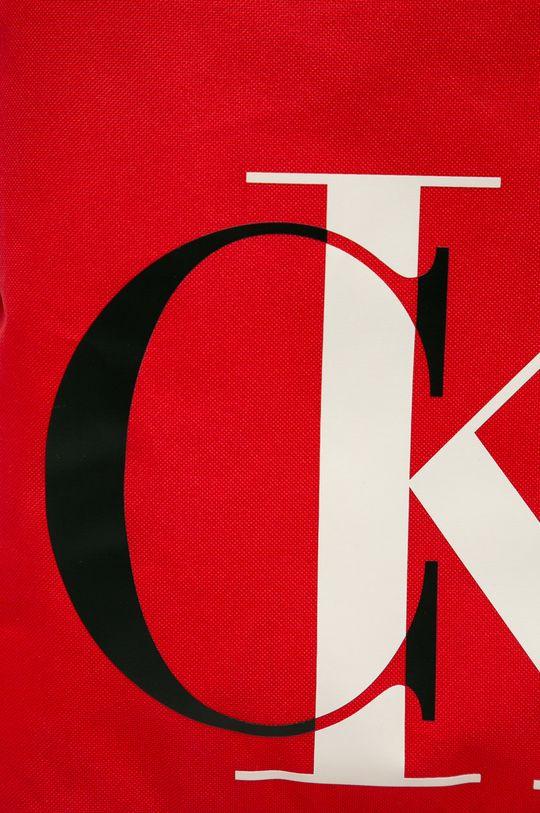 Calvin Klein Jeans - Detský ruksak červená