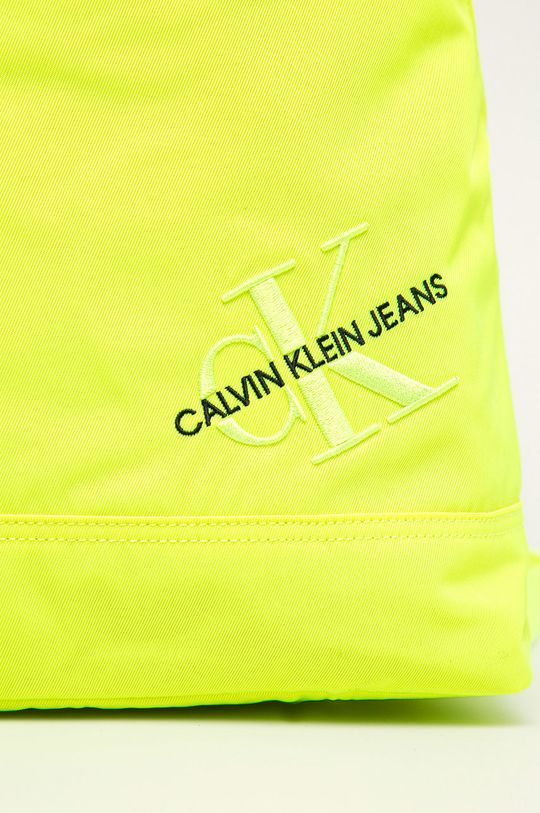 Calvin Klein Jeans - Batoh jasně žlutá