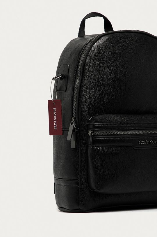 Calvin Klein - Rucsac  Captuseala: 100% Poliester  Materialul de baza: 100% Poliuretan