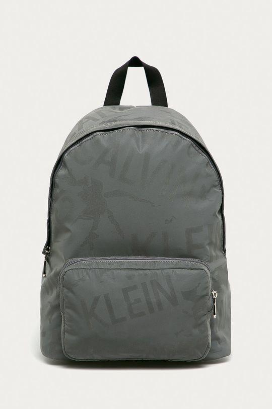 šedá Calvin Klein Jeans - Batoh Pánský