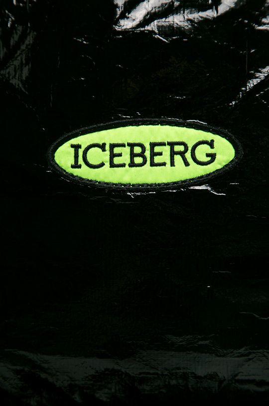 Iceberg - Hátizsák fekete