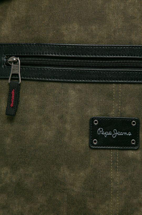 Pepe Jeans - Batoh Woodcutter tlumená zelená