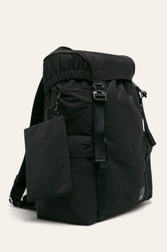 Emporio Armani - Plecak granatowy