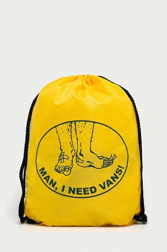 żółty Vans - Plecak Męski