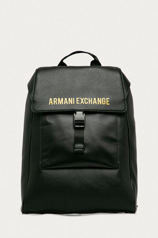 чёрный Armani Exchange - Рюкзак Мужской
