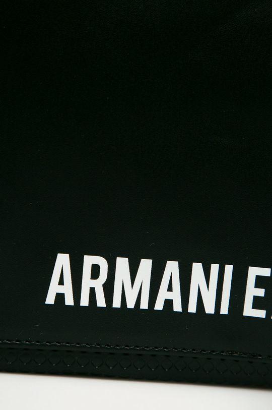 Armani Exchange - Ruksak čierna