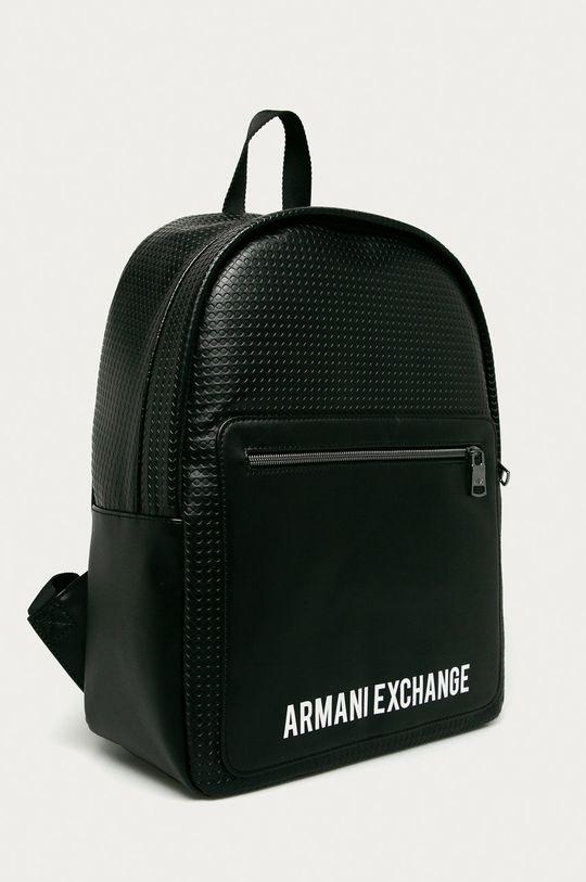 Armani Exchange - Ruksak  1. látka: 100% Polyuretán 2. látka: 100% Polyester