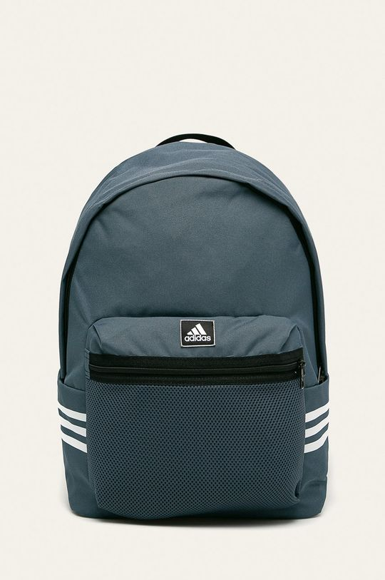stalowy niebieski adidas Performance - Plecak Męski