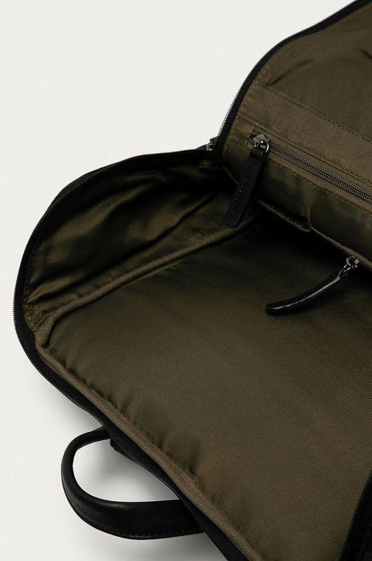 Strellson - Kožený batoh Pánský