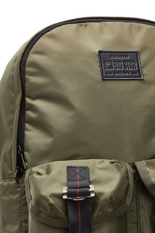 ciemny zielony Big Star Accessories - Plecak