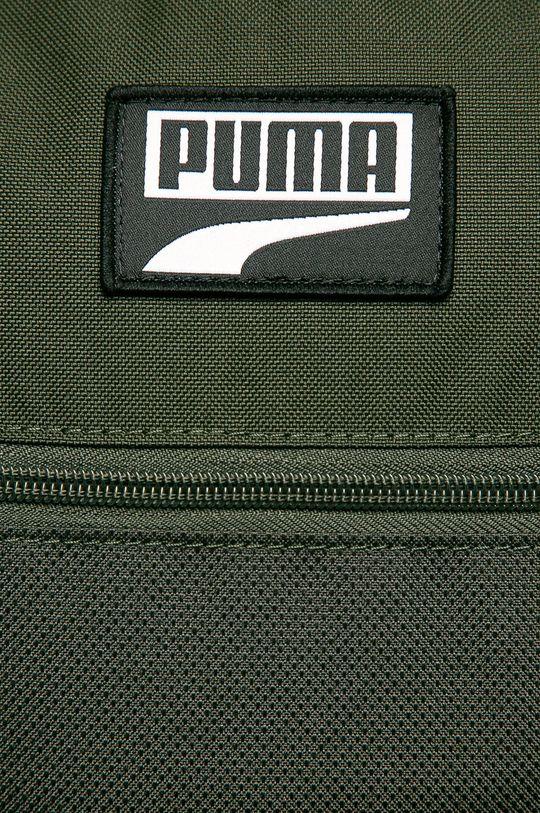 Puma - Ruksak hnedo zelená