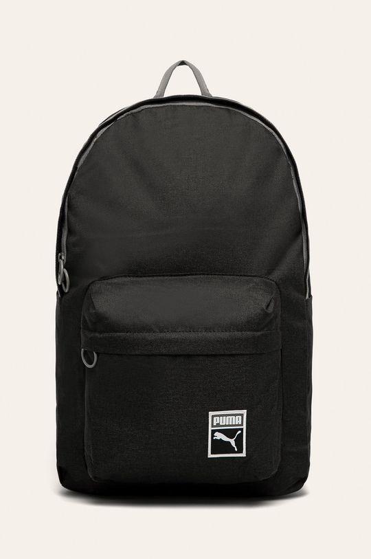 czarny Puma - Plecak Unisex