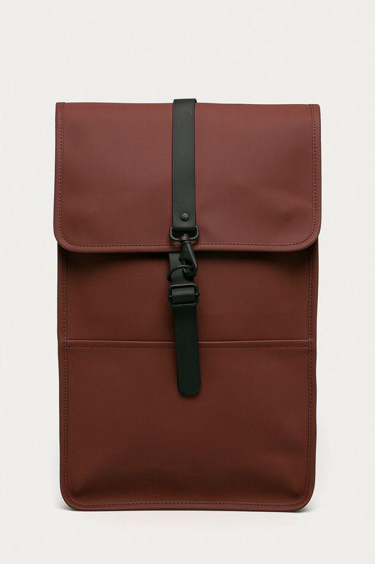 brązowy Rains - Plecak Unisex