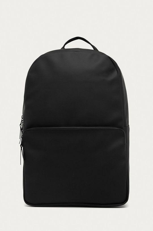 czarny Rains - Plecak 1284 Field Bag Unisex