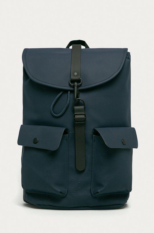 темно-синій Rains - Рюкзак Unisex