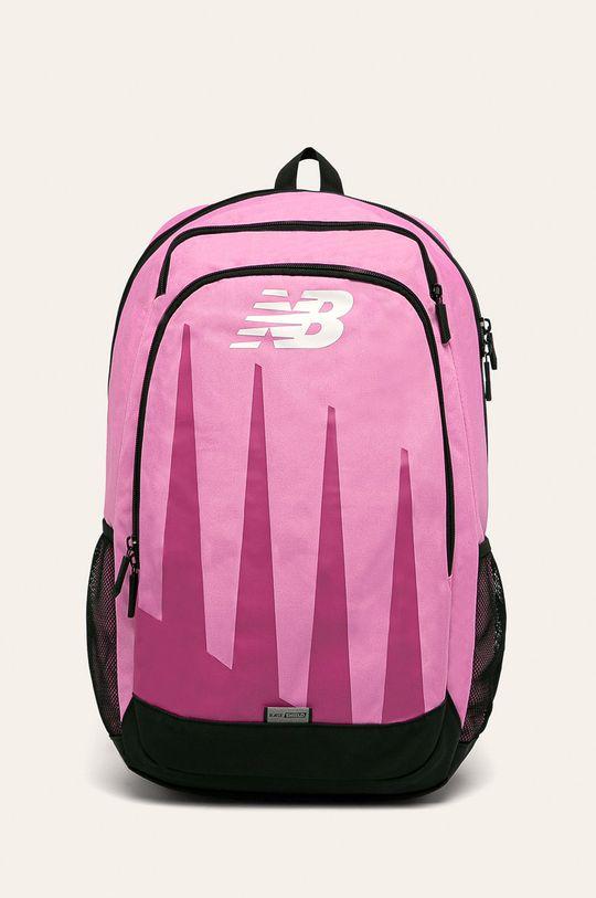 ostry różowy New Balance - Plecak Unisex