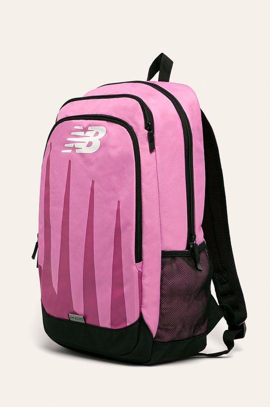 New Balance - Plecak ostry różowy