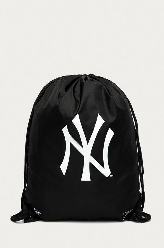 czarny New Era - Plecak Unisex