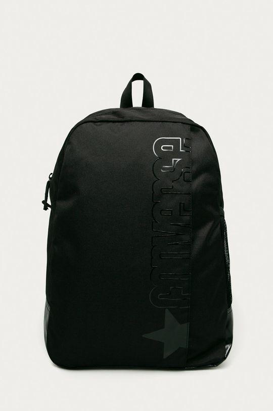 czarny Converse - Plecak Unisex