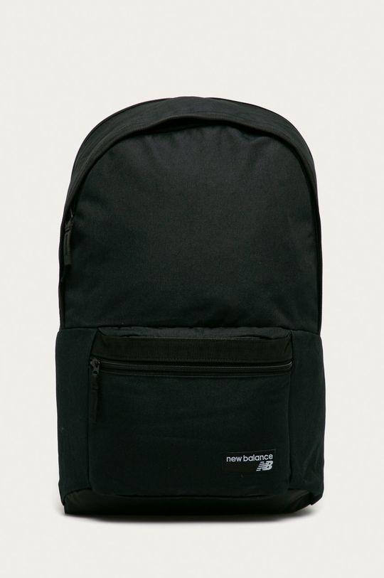 czarny New Balance - Plecak Unisex