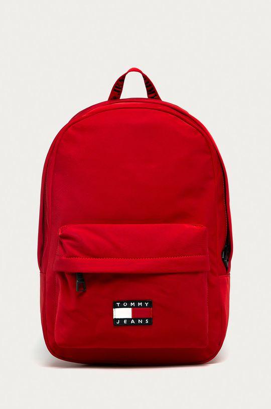 czerwony Tommy Jeans - Plecak Unisex