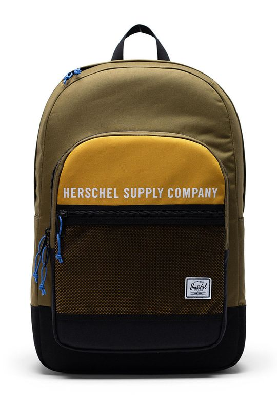 musztardowy Herschel - Plecak Unisex