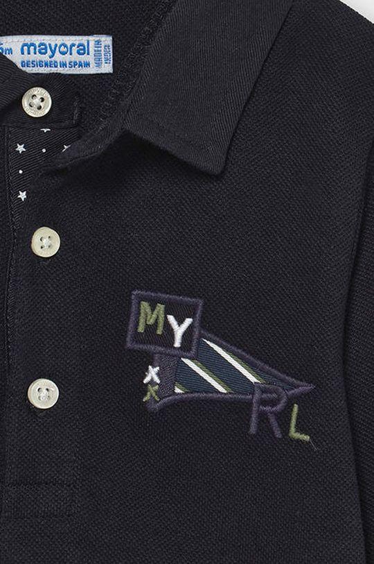Mayoral - Detské tričko s dlhým rukávom 74-98 cm  99% Bavlna, 1% Elastan