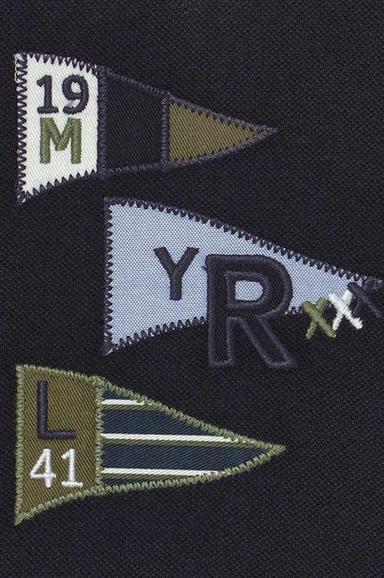 tmavomodrá Mayoral - Detské tričko s dlhým rukávom 74-98 cm