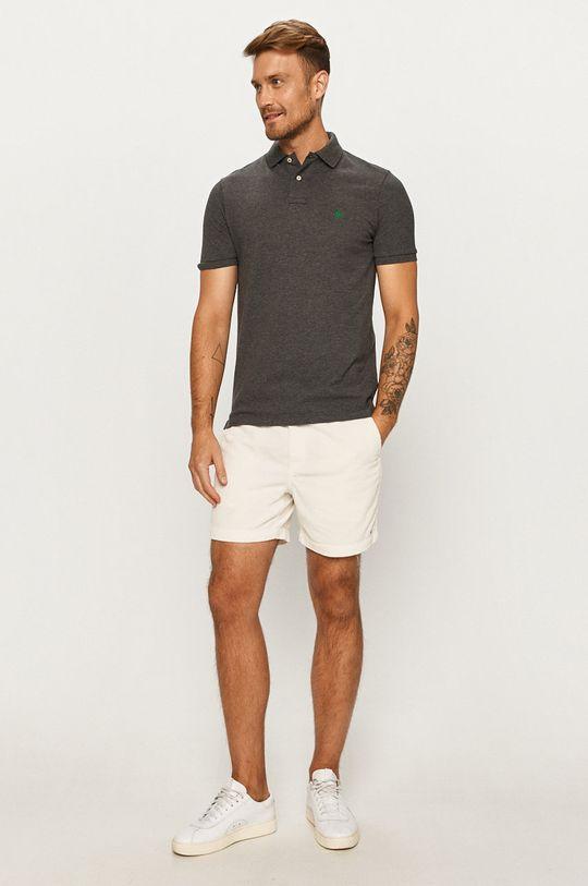 Polo Ralph Lauren - Polo tričko sivá