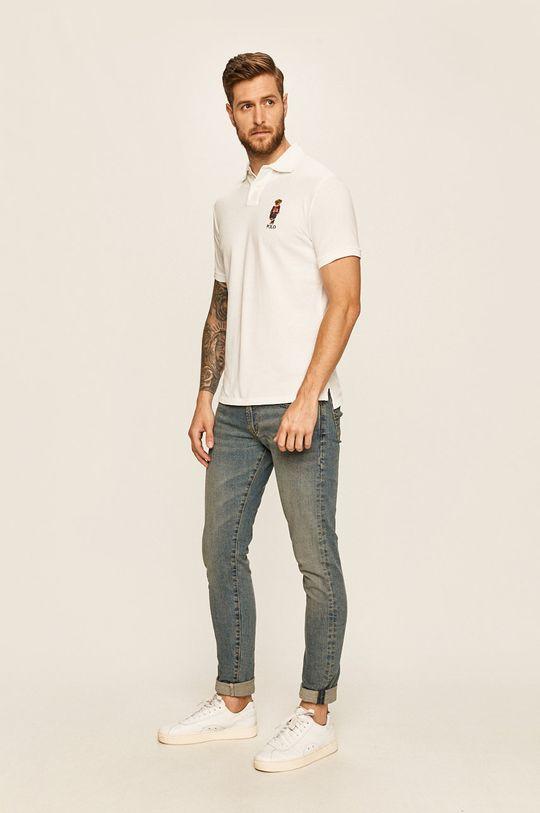 Polo Ralph Lauren - Polo tričko bílá