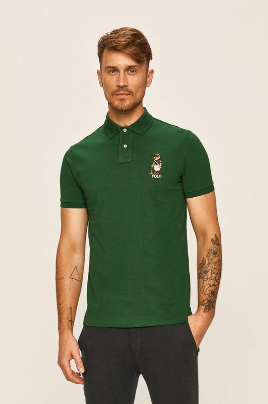 verde Polo Ralph Lauren - Tricou Polo De bărbați