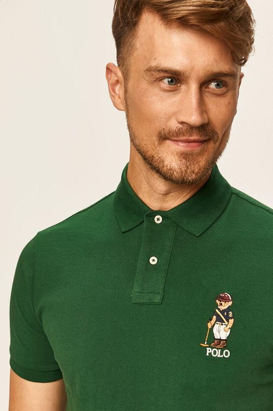 verde Polo Ralph Lauren - Tricou Polo