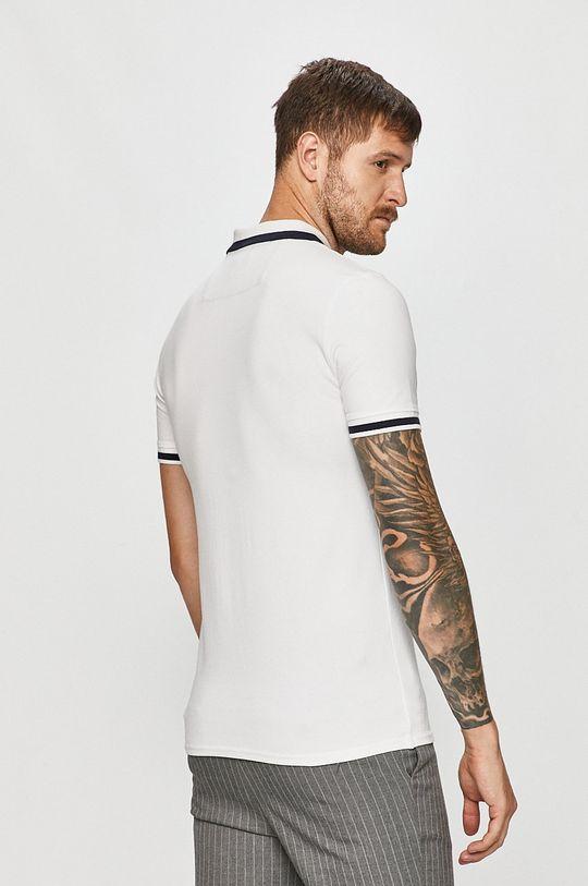 Guess Jeans - Polo tričko  48% Bavlna, 3% Elastan, 49% Polyester