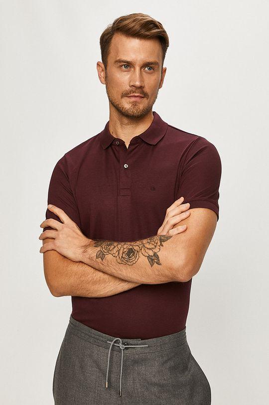 purpuriu inchis Calvin Klein - Tricou De bărbați