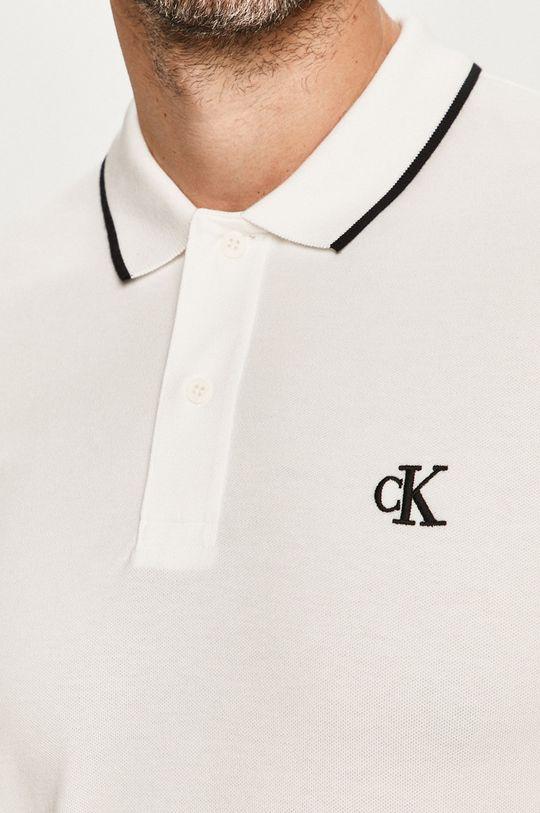 Calvin Klein Jeans - Polo tričko Pánsky