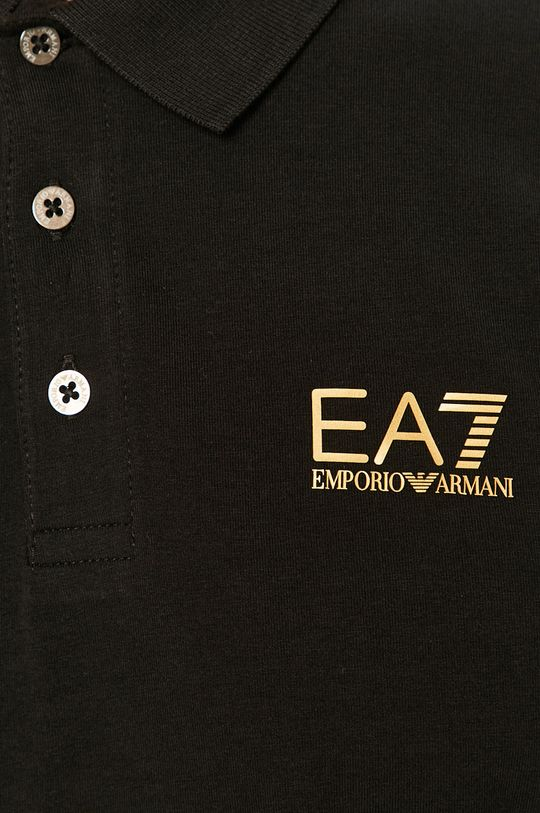 EA7 Emporio Armani - Tričko s dlouhým rukávem Pánský