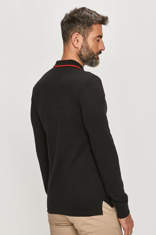 Tommy Jeans - Tričko s dlouhým rukávem  97% Bavlna, 3% Elastan