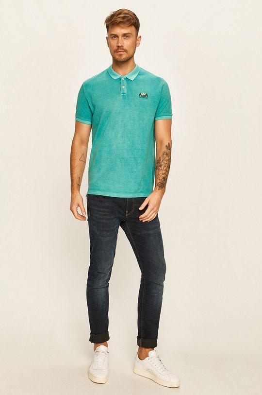 Pepe Jeans - Tricou Polo Corwin mare